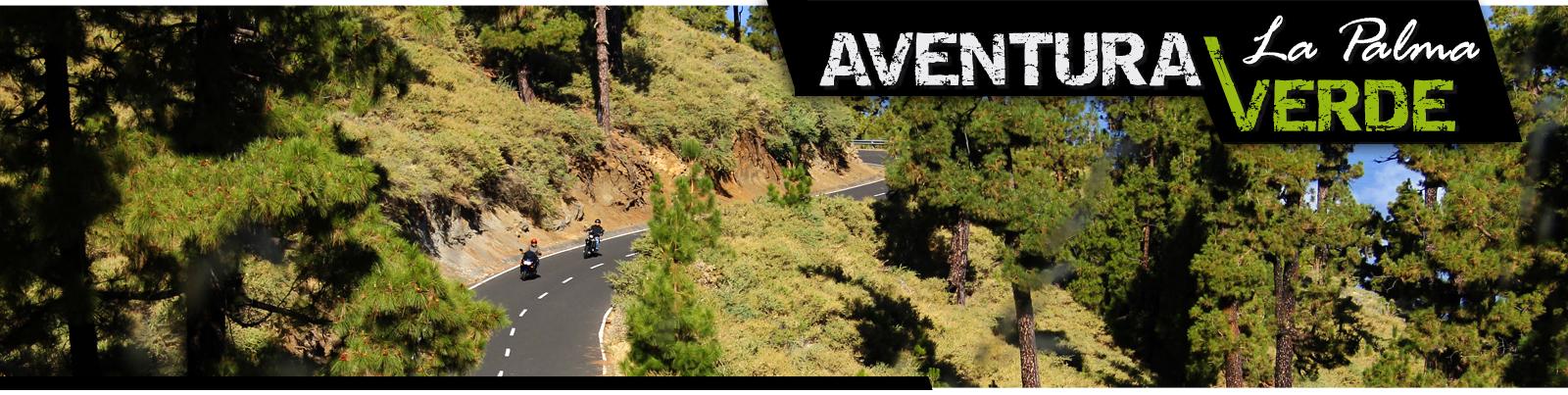 Aventura Verde – La Palma – Motorradvermietung