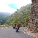 Aventura Verde - Motorradvermietung-Nordtour