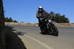 Motorrad-Spaß La Palma