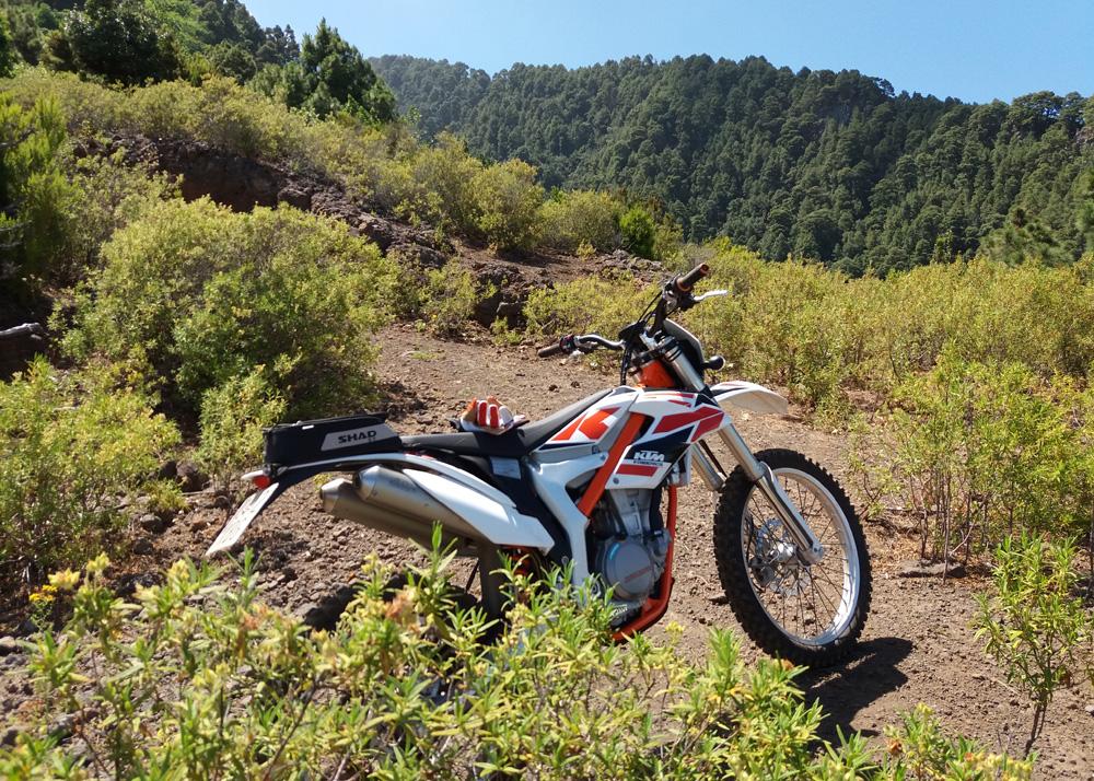 KTM Freeride La Palma