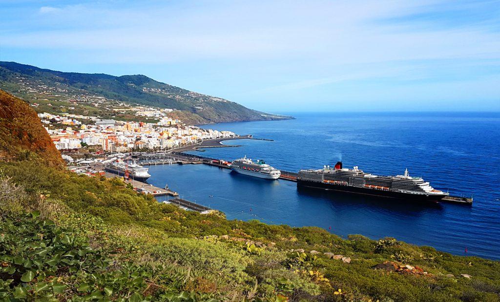 Kreuzfahrt nach La Palma