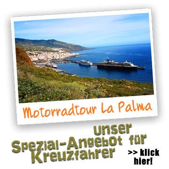 Motorradtour-Kreuzfahrer-La Palma